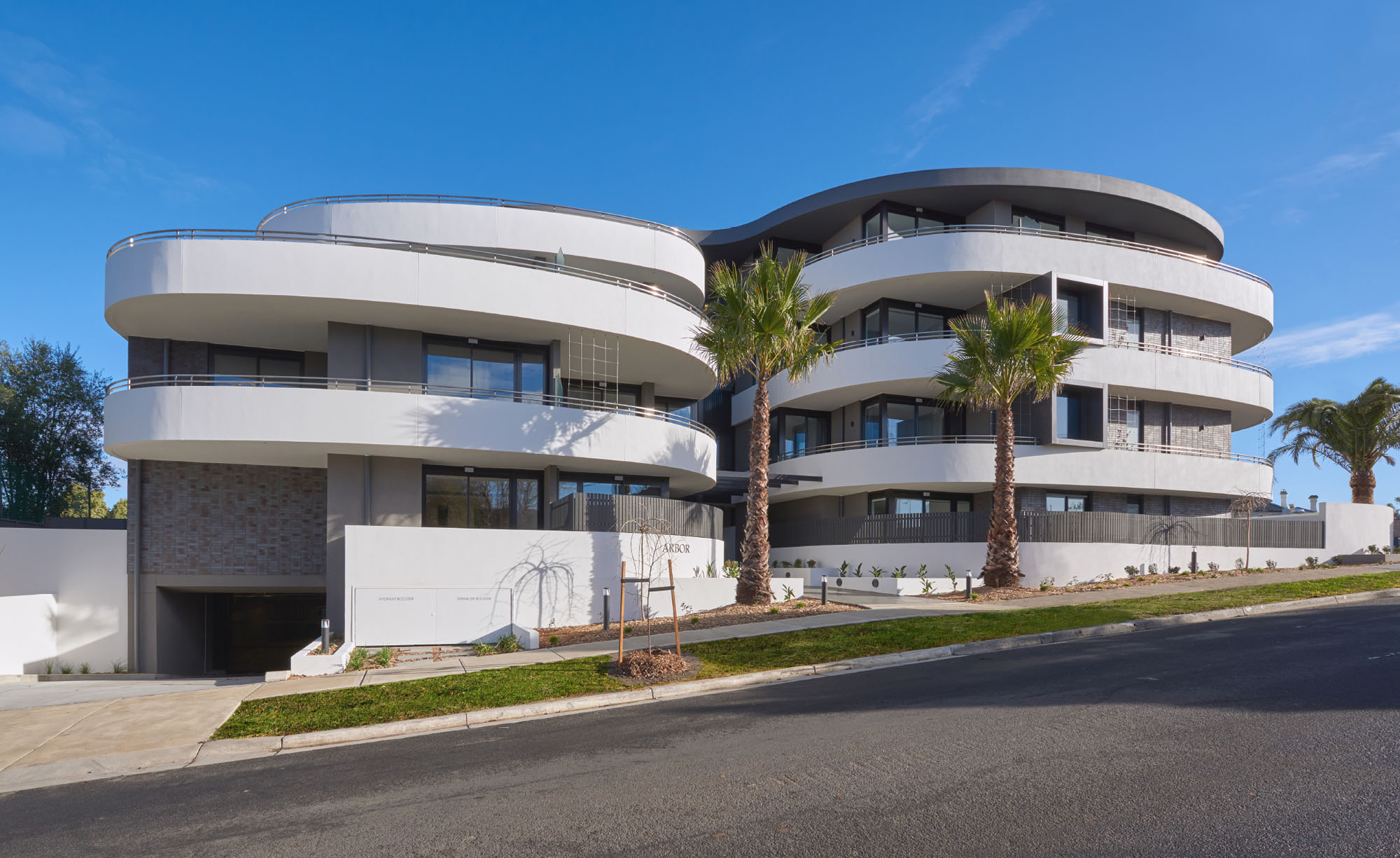 Ascui & Co Arbor Apartments