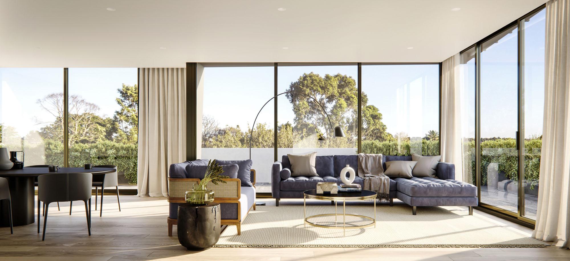 Ascui & Co Highgreen Apartments